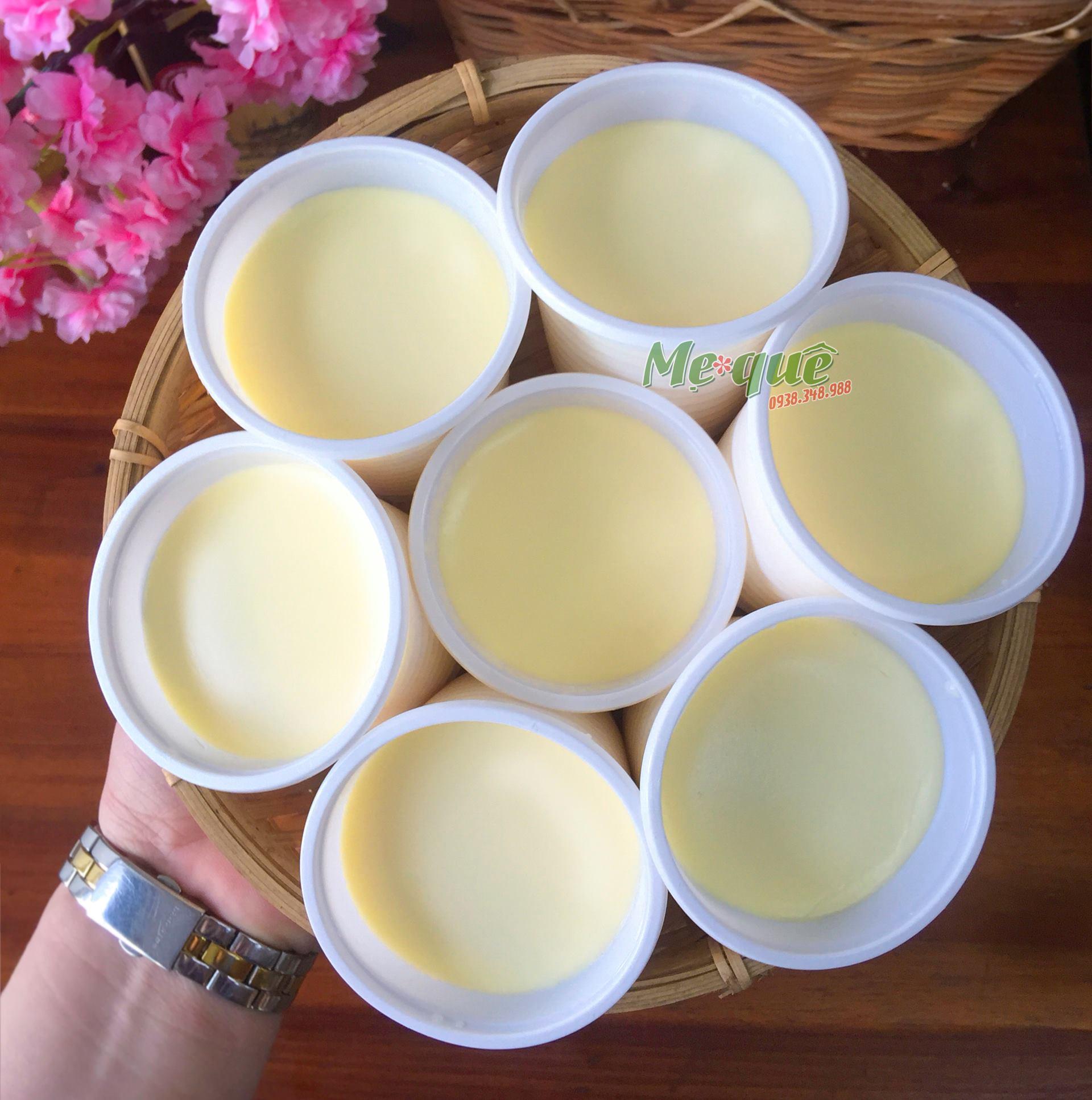 Sữa Chua Phô Mai Đà Lạt Ngon Ở Saigon